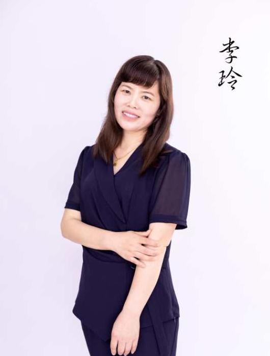 美牙老师李玲