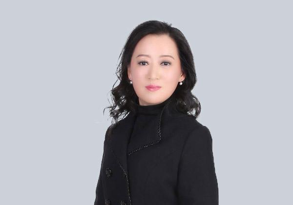 王玲 经济界女神