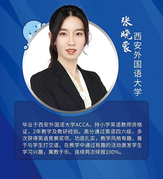 张晓蒙.西安外国语大学