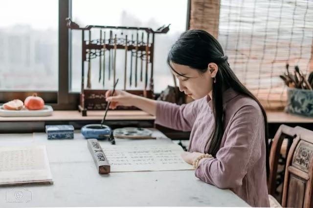 陈老师.秦汉胡同国学书院七宝馆专职书画教师